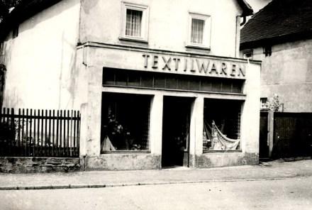 1984 Textilgeschäft