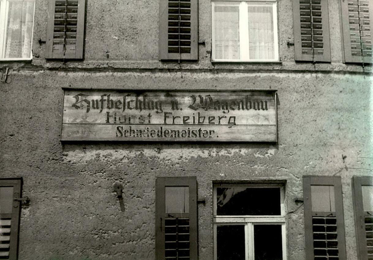 Hufbeschlag und Wagenbau Horst Freiberg