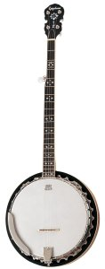 Epiphone MB-200 Banjo, Red Brown
