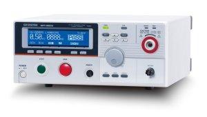 GW Instek GPT-9603 Withstanding VoltageInsulation Resistance Tester, 100VA ACDC Test Capacity