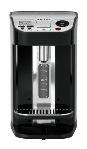 KRUPS KM9008 Cup on Request Programmable Coffee Maker with Precise Warming Technology, 12-Cup, Black