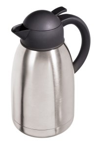 Oggi Catalina 68-Ounce Thermal Vacuum Carafe with Stainless Steel Liner and Press Button Top