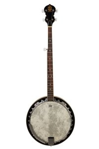 World Stage WS351001 5-String Banjo