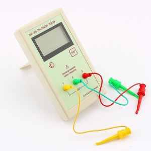 Yosoo MK-328 Transistor Tester Capacitor ESR Inductance Resistor Meter LCR NPN PNP MOS