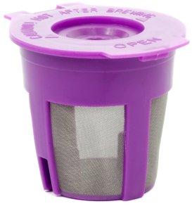 2.0 Keurig K-Cup Reusable Filter From Freedom Brew fits Brewer Models K-200-K250-K300-K350-K400-K500-K550-K560