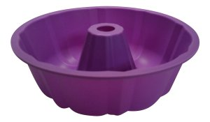 Bundt Cake Pan, Fluted, Full Size, 9.5 Inch Diameter 10 Cup