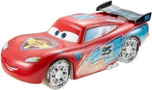 DisneyPixar Cars Ice Drifters 143 Scale Pullback Drifter Vehicle, Lightning McQueen
