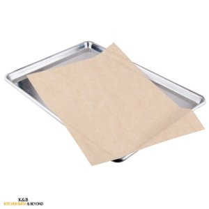 Kitchen & Beyond Natural Parchment Paper Pan Liner