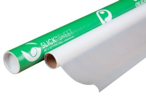 Oil Slick Sheet Labratory Grade PTFE Roll Solvent Resistant Alternative to Parchment Paper