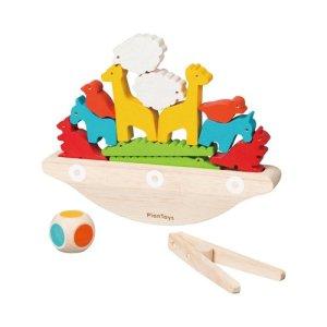 Plan Toys Balancing Boat Game
