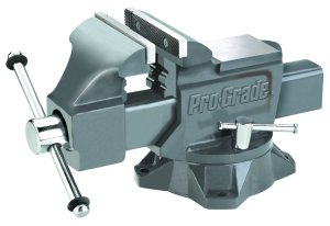 Pro-Grade 59115 Heavy Duty Swivel Bench Vice
