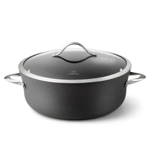 Calphalon Contemporary Hard-Anodized Aluminum Nonstick Cookware, Dutch Oven, 8 12-quart