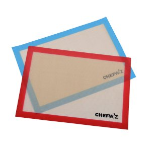 Chefwiz Non-stick Baking Mat Set, 16 12''x11 58''