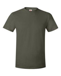 Hanes mens Nano-T T-shirt (4980)