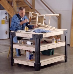 Top 10 cheapest & comfortable workbenches