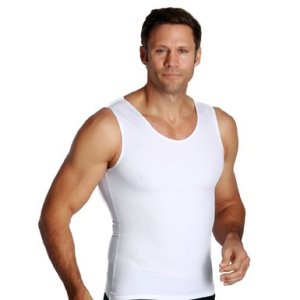 Insta Slim Compression Muscle Tank, Shapewear for Men