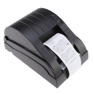 MYPIN USB Wireless Monochrome Printer Interface 58 mm 2.29 inch High-speed 90mmsec Printing POS Receipt Printer Direct Thermal Printer