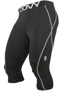 Men COOVY Sports Compression Under Base Layer 34 Tights Workout Armour Pants