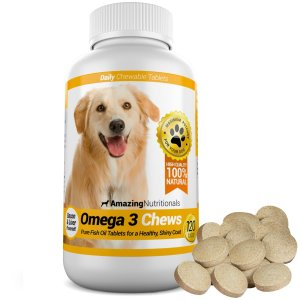 Amazing Omega-3 Rich Fish Oil 100% Pure All-Natural