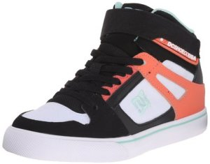 DC Spartan High EV Skate Shoe (Little KidBig Kid)