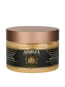Dead Sea Honey Egg Yolk Hair Mask 600