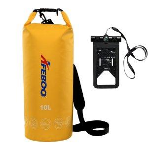 Dry Bag Pro-Waterproof Phone Dry Sack long adjustable Shoulder Strap,