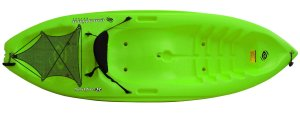Emotion Spitfire Sit on Top Kayak, 8 Feet
