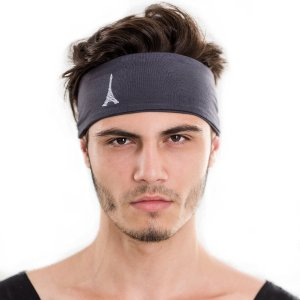 Headband for Men & Women ◥ Multi Style Athletic Moisture Wicking Sweatband