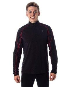 Men's Paradox Performance Merino Blend Zip-Up Long Sleeve Base Layer