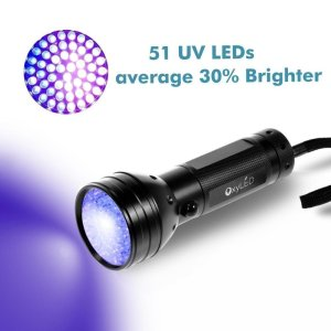 Top 10 best black light flashlights
