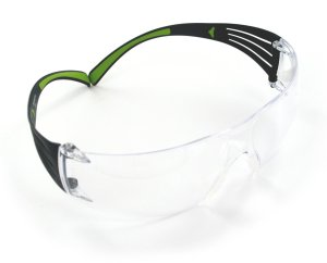 Peltor SF400-PC-8 Sport SecureFit Eye Protection - Clear Anti-Fog