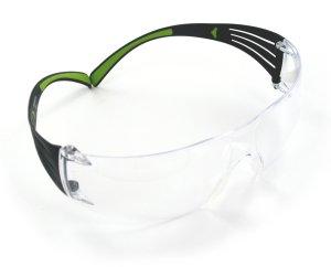 Peltor SF400-PC-8 Sport SecureFit Eye Protection - Clear Anti-Fog