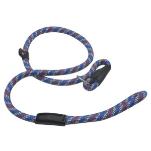 Pet Cuisine Dog Leash Training Slip Lead Puppy Nylon Rope Adjustable Loop Collar