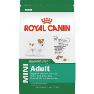 ROYAL CANIN SIZE HEALTH NUTRITION MINI Adult dry dog food