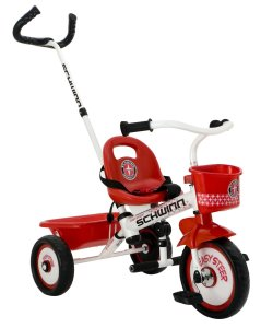 Schwinn Easy Steer Tricycle, RedWhite