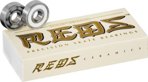 Bones Bearings Ceramic REDS Super (8mm, 8Pack)