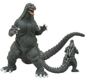 Diamond Select Toys Godzilla Classic 1989 Vinyl Figure Bank