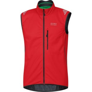 Gore Bike Wear Men's Element Windstopper Soft Shell Vest
