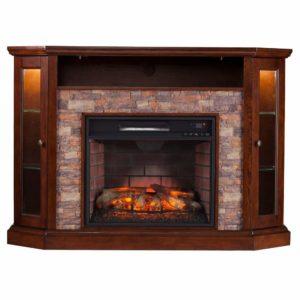 Top 10 Best Corner Electric Fireplace