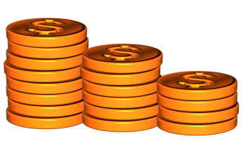 coins going up on value