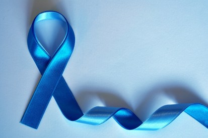 blue ribbon for prostate cancer