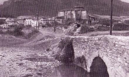 CAPILLA de SAN PEDRO u OLASO (Santa María):