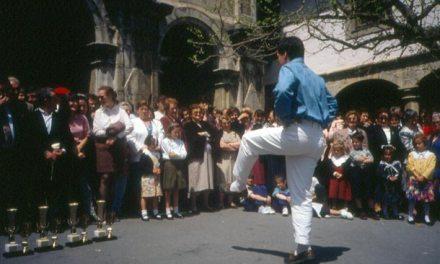El baile de las «Entradillas»