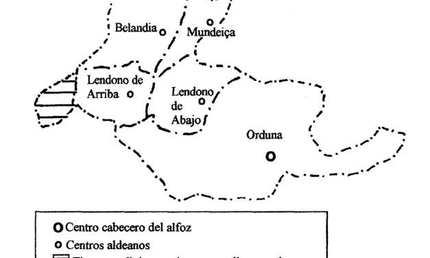 Organización jurisdiccional del territorio vizcaíno en los siglos XII-XIV (III)