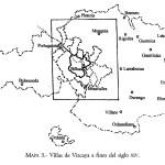 Organización jurisdiccional del territorio vizcaíno en los siglos XII-XIV (II)