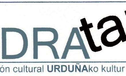 ADRAtan, asociación cultural Urduñako kultur elkartea (Presentación)