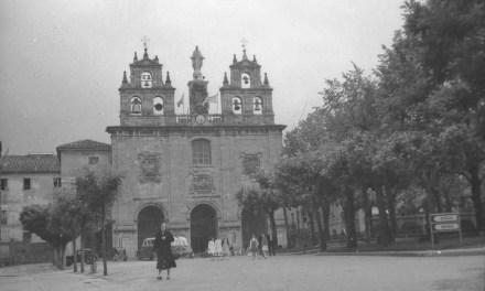 COLEGIO de la COMPAí'íA de JESíšS (Jesuitas): El Colegio de los Jesuitas de Orduña