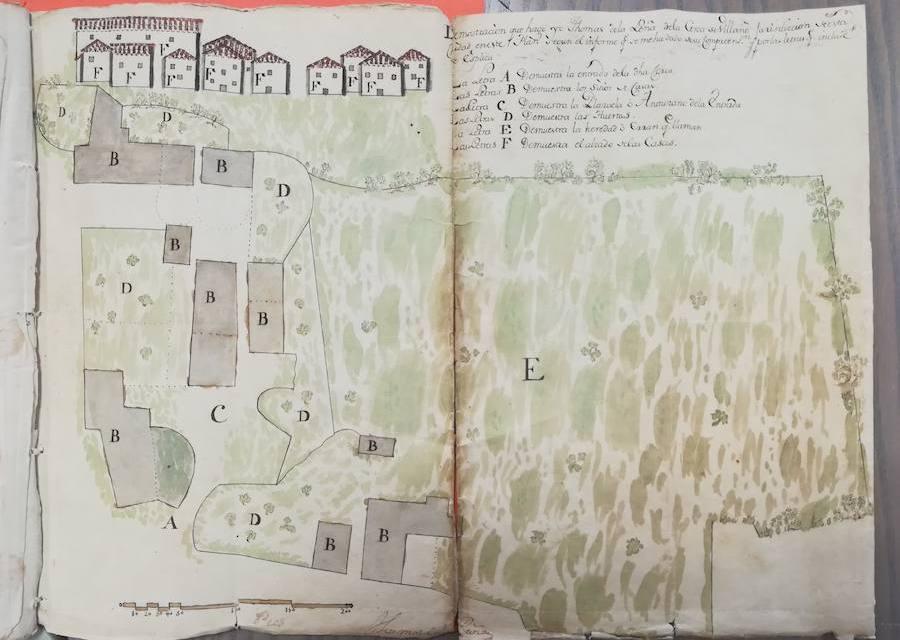 (VILLAí'O) El cachito de Bizkaia que está en Burgos y no sale en los mapas