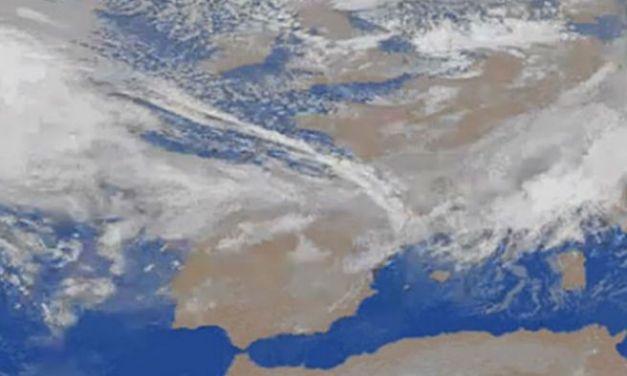 Las ráfagas de viento alcanzan los 167 kilómetros en Orduña