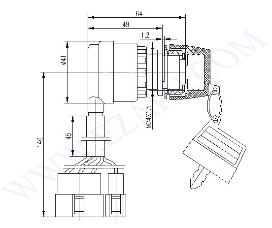 Pontoon Boat Ignition Switch Wiring Diagram, Pontoon, Free